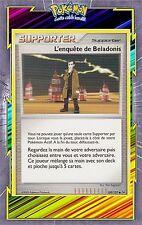L'enquête de Beladonis - Platine - 109/127 - Carte Pokemon Neuve Française