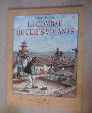 LE COMBAT DE CERFS-VOLANTS Ecole des Loisirs