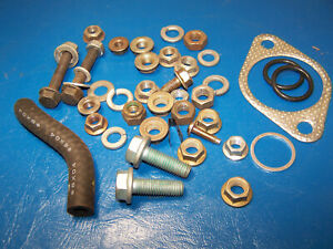 SUBARU Gasket Exhaust Bolts O-Rings other misc parts 90-93 Subaru Legacy  NEW