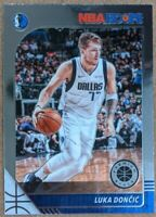 Luka Doncic - Mavs CHROME 2ND YEAR 🔥💎 2019-20 NBA Hoops Premium Stock #39 MINT