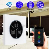 Wireless Automatic Garage Door Gate Opener Phone Remote Control WIFI Switch @
