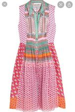 Diane Von Furstenberg Nieves Printed Silk Dress RRP £395
