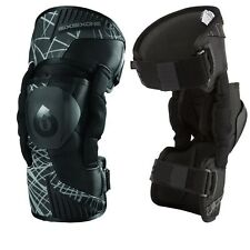 New SIXSIXONE SIX SIX ONE soft knee brace guards MX ATV BMX MB Youth Medium Kids
