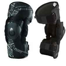 New SIXSIXONE SIX SIX ONE soft knee brace guards MX ATV BMX MB  Youth Large Kids