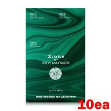 [JAYJUN by DREW BARRYMORE] More Than Green-Tox Cleanse Mask Pack 3-Step 10EA