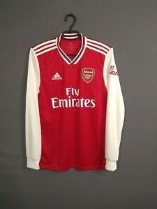 Arsenal jersey 2019 Long Sleeve Home XS Shirt Camiseta Adidas EH5645 ig93