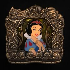 Le 300 Princess Snow White and 7 Seven Dwarfs Stained Glass Doc Wdi Disney Pin