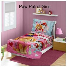 Paw Patrol girls Skye Toddler Bedding Set, NEW IN PK!