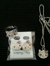 Hello Kitty Necklace Jewellery for Girls