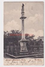 More details for ennis co. clare martyrs monument lawrence postcard 1910 - ir01