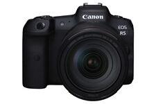 Canon EOS R5 Full Frame Mirrorless Camera + RF 24-105mm F4 L is USM Lens Kit
