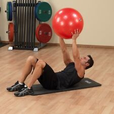 Body-Solid 65 Cm Red Exercise Ball - BSTSB65