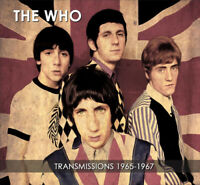 The Who : Transmissions 1965-1967 CD 2 discs (2019) ***NEW*** Quality guaranteed