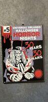 Universal Studios Florida Halloween Horror Nights Pin CARETAKER! 30Years 30Fears