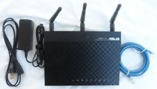 ASUS RT-N66R Dark Knight N900 wireless-N Dual Band Gigabit Repeater Router NAS
