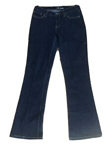 Victoria's Secret Dark Wash Love Slim Bootcut Jeans Size 10