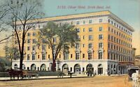 Postcard Oliver Hotel in South Bend, Indiana~125343
