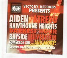 (GR529) Victory Records Sampler, 16 tracks various artists - 2006 CD