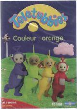 TELETUBBIES ... COULEUR : ORANGE / LE BALLON DE LAA-LAA / LES MOUTRES / JOUER ..