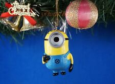 CHRISTBAUMSCHMUCK Weihnachten Xmas Haus Deko Despicable Me Gru Minions Carl