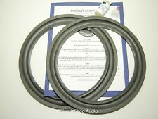 "12"" Tannoy HPD-315 -  Speaker Foam Repair Kit"