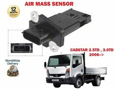 FOR NISSAN CABSTAR TRUCK F24 2.5TD 3.0TD 2006--> NEW AIR MASS SENSOR