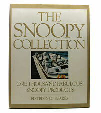 1982 The Snoopy Collection Book J. C. Suares Peanuts Charles Schulz Collecting