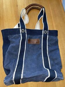 Abercrombie And Fitch Large Tote Bag Great Condition