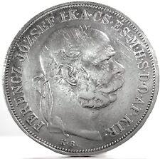 Hungary-Austria (Franz Joseph I) 5 Corone 1900