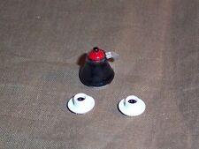 kleine Kaffeekanne mit zwei gefüllten Tassen  -Miniatur 1:12