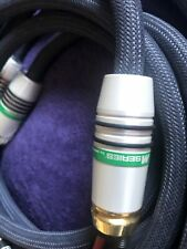 Monster M-Series M2.2S Speaker Cable In Case 10ft/3m Pair ULTRA-PERFORMANCE lock