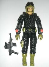 Vintage 1988 GI Joe Night Force Crazylegs v2 Figure w/ Accessory TRU Exclusive