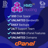 HMD Hosting - Unlimited Web Hosting For 1 Year, cPanel with Softaculous - 80%OFF