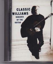 Classic Williams-Romance Of The Guitar minidisc album
