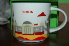 Starbucks BERLIN Germany Mug You Are Here Collection Brand NEW w tags & box