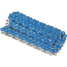 Ketten und Ritzel in Blau für Motorräder