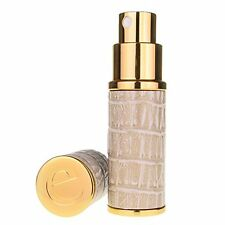 Beige Faux Croc 10ml Travel Atomizer ~ The Essential Atomizer Co.~ Gift Boxed GF