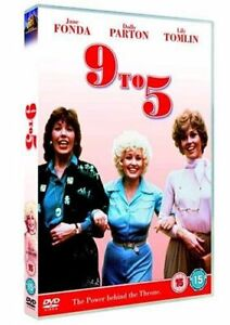 9 To 5 [1980] [DVD] - DVD  ZGVG The Cheap Fast Free Post