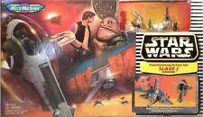 Star Wars Micro Machines SLAVE I Set 1997 NIB SEALED GALOOB TATOOINE