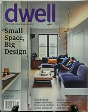Dwell Nov 2016 Small Space Big Design Smart Solutions Storage FREE SHIPPING sb