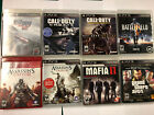 Lot of 8 PS3 Games