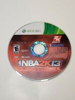 Nba 2K13 XBOX 360 Sports (Video Game) DISC ONLY - GENERIC CASE