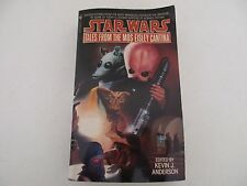Roman STAR WARS TALES FROM THE MOS EISLEY CANTINA - VO Kevin J Anderson Bantam