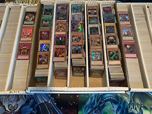 YUGIOH 100 CARD ALL HOLOGRAPHIC HOLO FOIL COLLECTION LOT! SUPER, ULTRA, SECRETS!