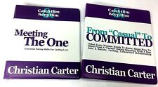 Christian Carter Catch Him Keep Him Meeting The One Casual To Committed Workbook