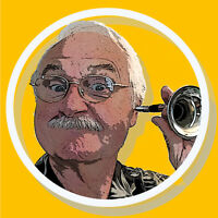 Ear Trumpet Bugle Horn For The Hard Of Hearing Crowd. Great Party Gag Gift!