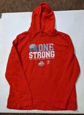 Ohio State Buckeyes Fanatics Men's Hoody Sweatshirt New Large