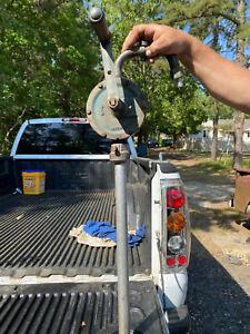 Blackmer # 210 rotary hand pump