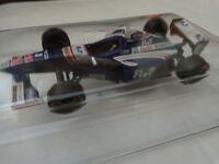 RBA ATLAS EDITIONS 1/43 WILLIAMS FW19 JACQUES VILLENEUVE 1997 - F1 DIECAST CAR