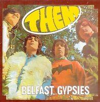 Them - Belfast Gypsies, Rem. + Bonustracks CD Neu